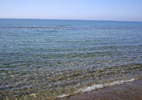 Torre Mozza beach