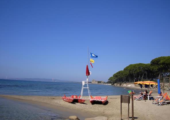 Follonica spiaggia del Boschetto