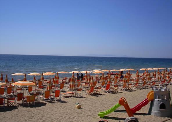 Follonica Spiaggia del Lido