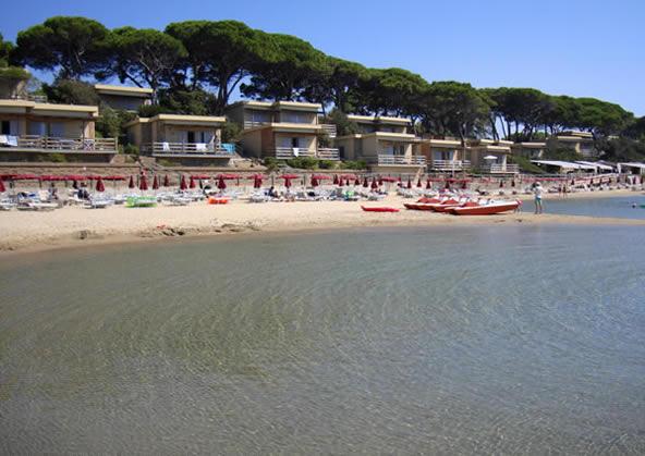 Follonica - Prato Ranieri beach