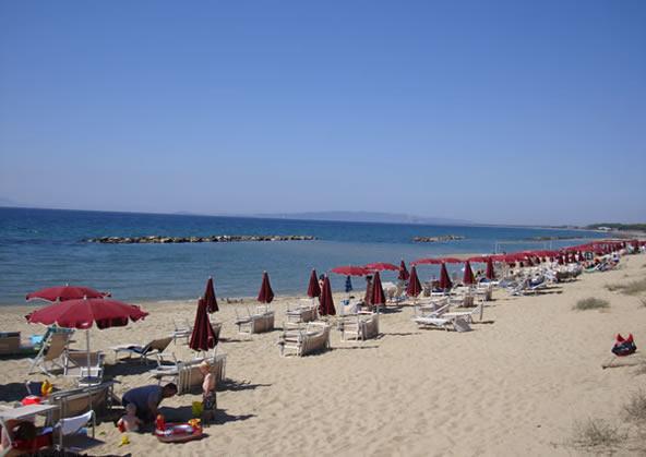 Follonica Spiaggia Pratoranieri