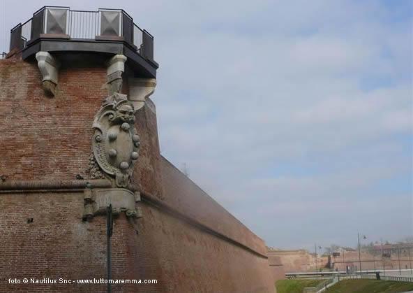 Le Mura di Grosseto