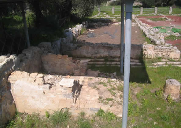 Ancient Roman Town of Cosa
