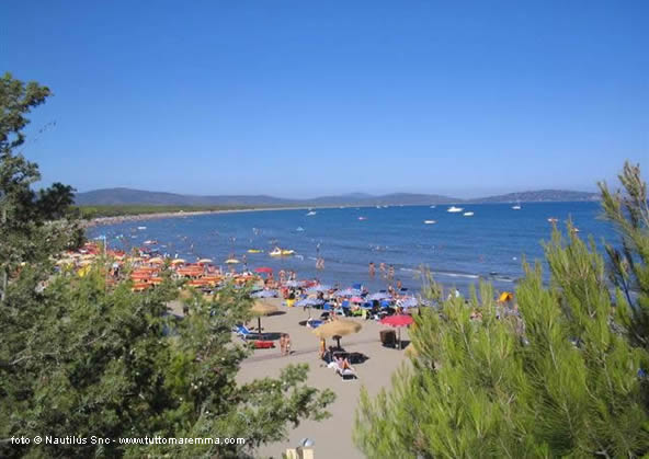 Orbetello - feniglia beach