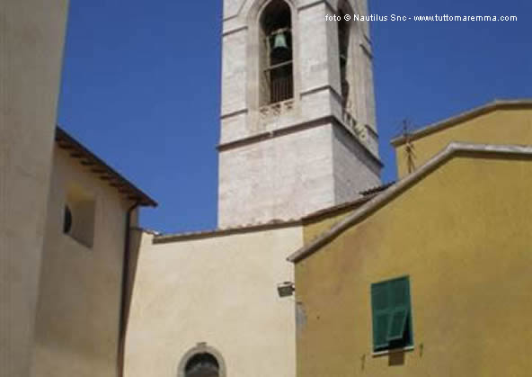 Orbetello - Cathedral