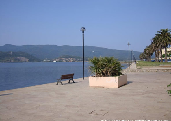 Orbetello - Polveriera Guzman