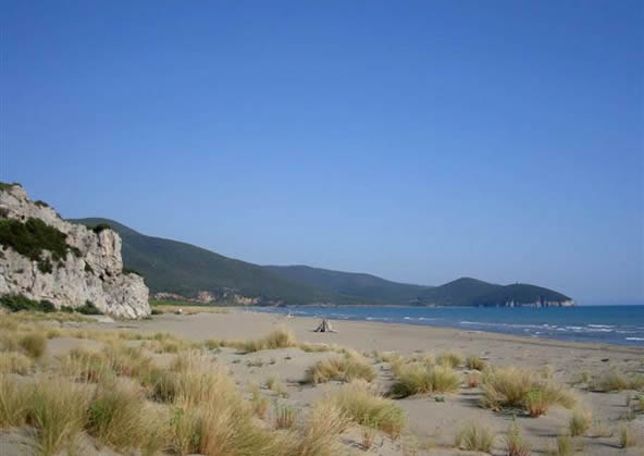 Collelungo Beach – Maremma Natural Park
