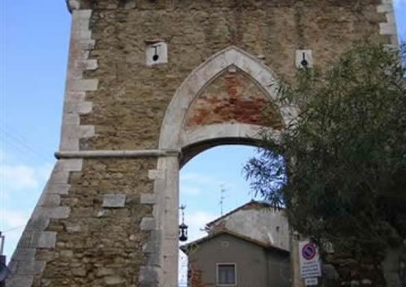 Porta di Ponente Pereta
