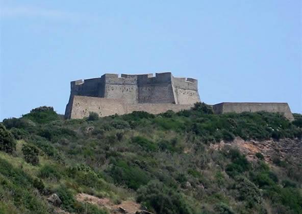 Forte Stella - Porto Ercole