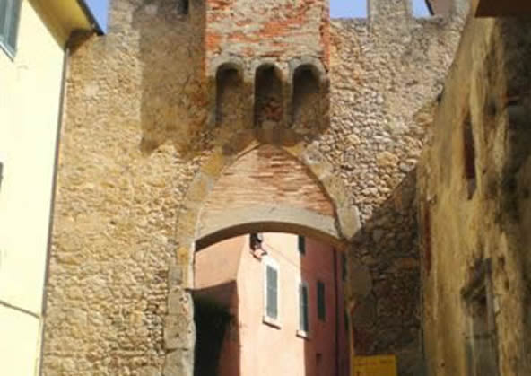 Porta Pisana – Porto Ercole
