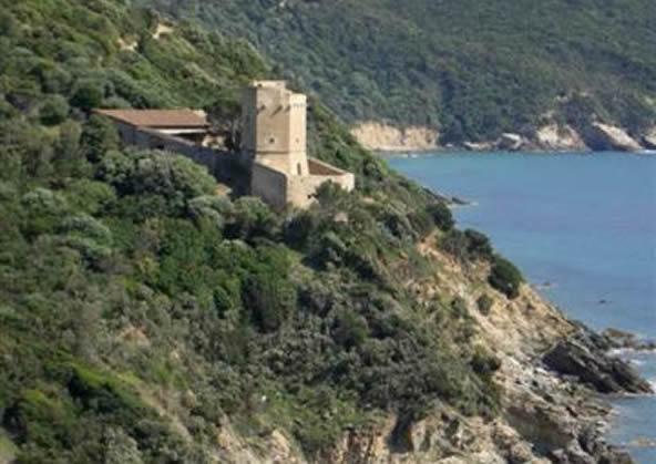 Torre delle Cannelle - Porto Ercole