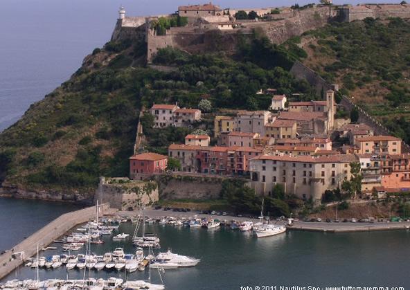 Porto Ercole borgo antico