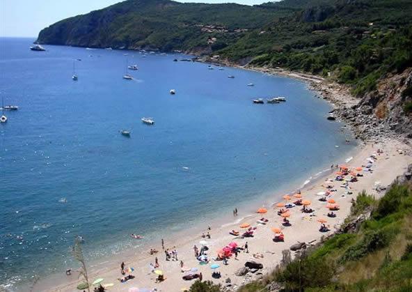 Porto Ercole - Spiaggia lunga