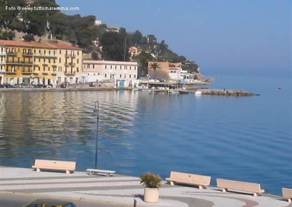 Porto Santo Stefano - rione pilarella