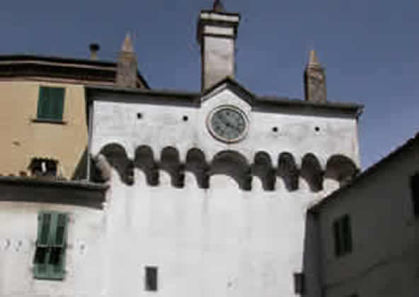 Scansano - Scansano Tower