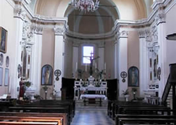 Scansano Church