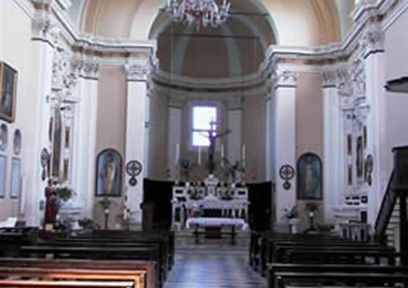 Chiesa di Scansano