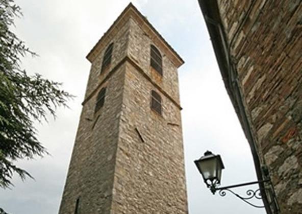 Semproniano campanile della pieve