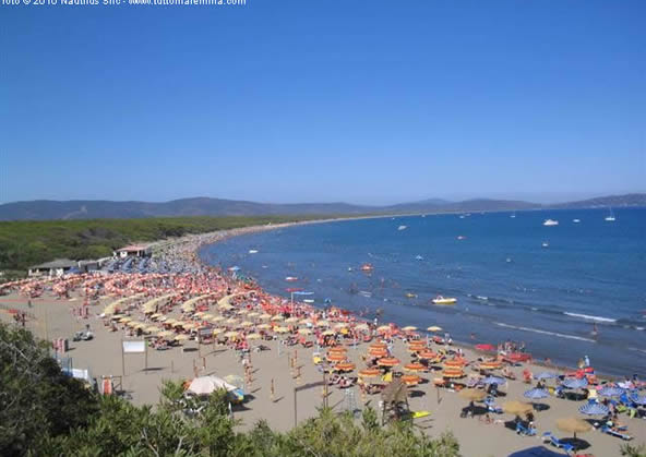 Orbetello Beaches
