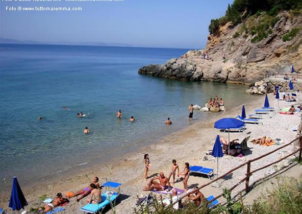 porto santo stefano spiaggia La cantoniera