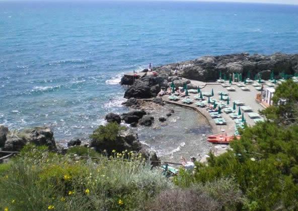 Talamone - Il Bagno delle Donne beach