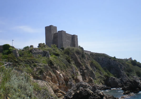 Talamone Fortress
