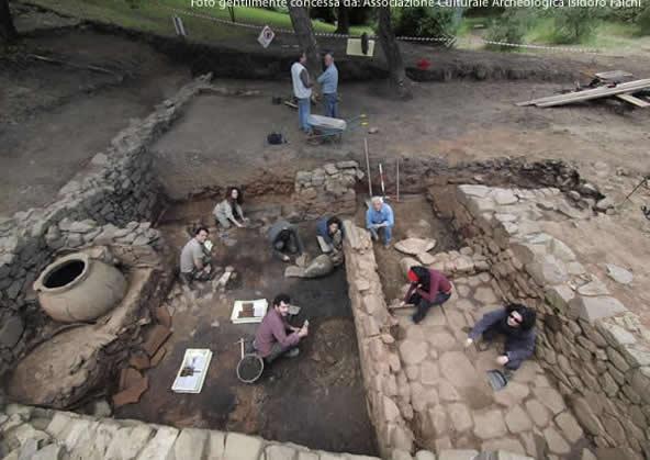 Foto gentilmente concessa da: Associazione Culturale Archeologica Isidoro Falchi